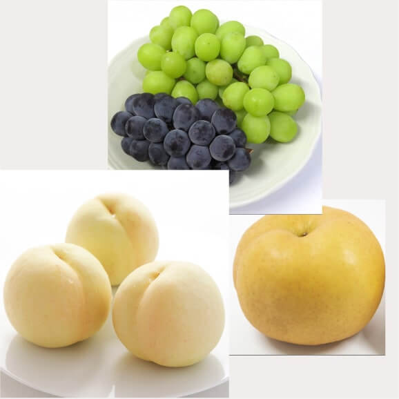 岡山県産フルーツ